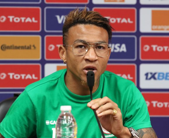 Anicet Andrianantenaina of Madagascar during the 2019 Africa Cup of Nations Madagascar Press Conference at the Alexandria Stadium, Alexandria on the 05 July 2019 ©Muzi Ntombela/BackpagePix