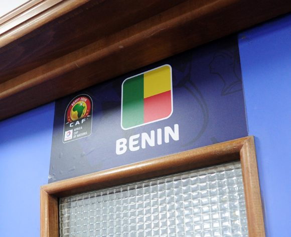 General view of Benin dressing room shortly before the 2019 Africa Cup of Nations Finals last 16 match between Morocco and Benin at the Al Salam Stadium in Cairo, Egypt on 05 July 2019 © Ryan Wilkisky/BackpagePix