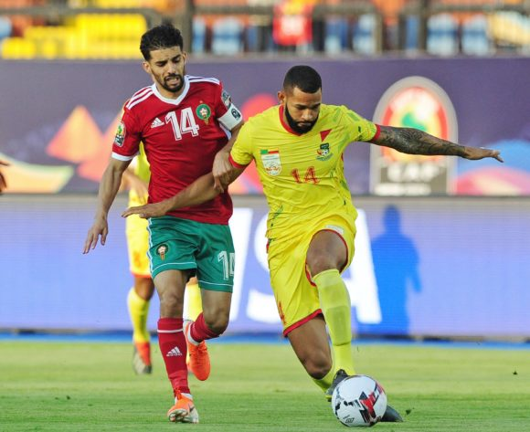 Ten-man Benin upset Morocco