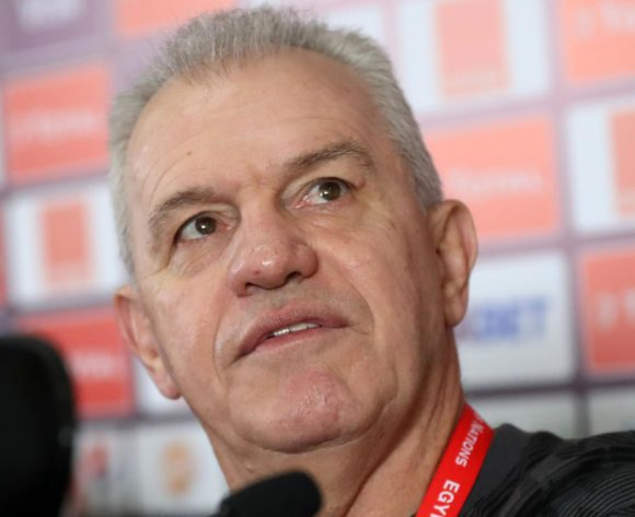 Javier Aguirre, head coach of Egypt during the 2019 Africa Cup of Nations Finals Egypt press conference at Cairo International Stadium, Cairo, Egypt on 05 July 2019 ©Samuel Shivambu/BackpagePix