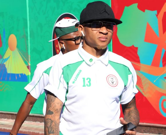 Anicet Andrianantenaina of Madagascar during the 2019 Africa Cup of Nations Last 16 match between Madagascar and DR Congo at the Alexandria Stadium, Alexandria on the 07 July 2019 ©Muzi Ntombela/BackpagePix