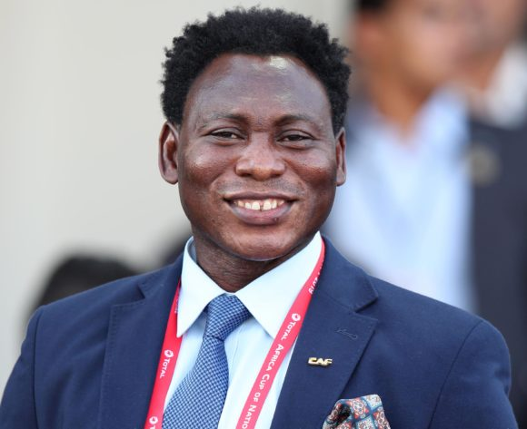Daniel Amokachi during the 2019 Africa Cup of Nations Last 16 match between Nigeria and Cameroon at the Alexandria Stadium, Alexandria on the 06 July 2019 ©Muzi Ntombela/BackpagePix