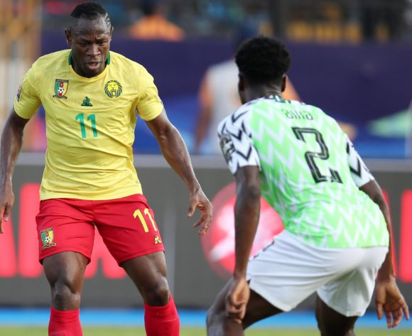WATCH: Nigeria come from behind to beat Cameroon