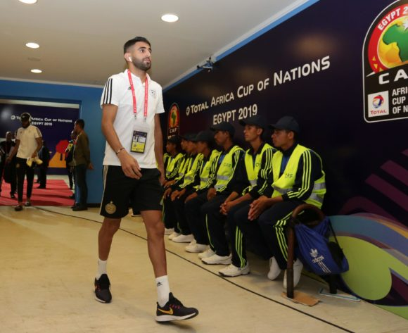 Mahrez not Algeria's only threat – Ibrahim Kamara