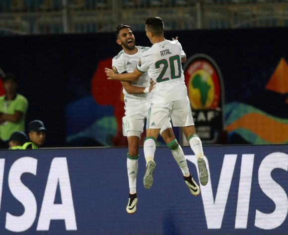 Algeria make light work of Guinea to advance in Egypt