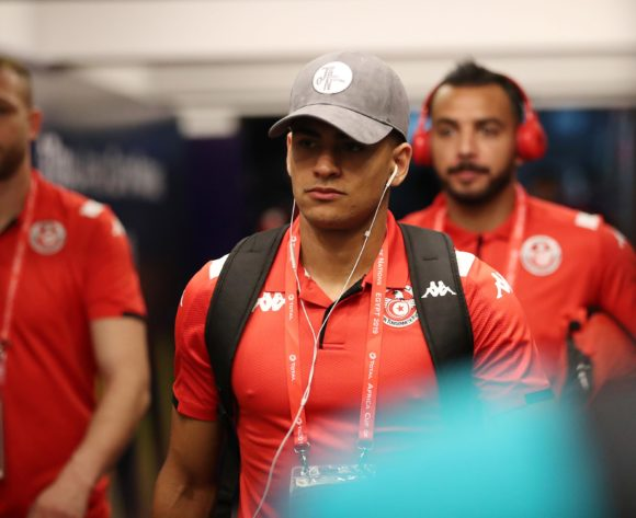 Tunisia team arrival during the 2019 Africa Cup of Nations Last 16 match between Ghana and Tunisia at the Ismailia Stadium, Ismailia on the 08 July 2019 ©Muzi Ntombela/BackpagePix