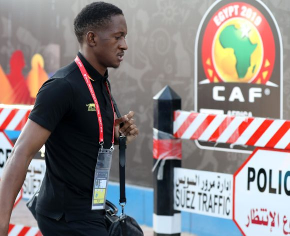 Mali players team arrivals during the 2019 Africa Cup of Nations Finals last 16 match between Mali and Ivory Coast at Suez Stadium, Suez, Egypt on 08 July 2019 ©Samuel Shivambu/BackpagePix