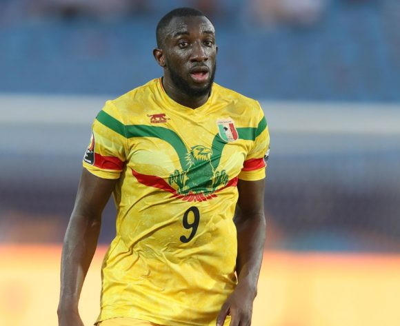 Moussa Marega of Mali during the 2019 Africa Cup of Nations Finals last 16 match between Mali and Ivory Coast at Suez Stadium, Suez, Egypt on 08 July 2019 ©Samuel Shivambu/BackpagePix