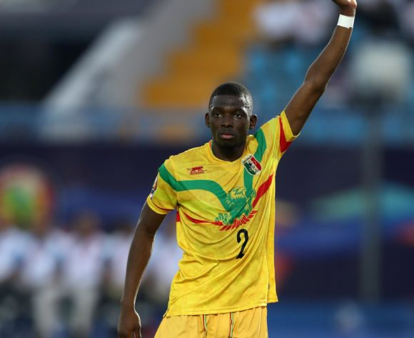 Hamari Traoré of Mali during the 2019 Africa Cup of Nations Finals last 16 match between Mali and Ivory Coast at Suez Stadium, Suez, Egypt on 08 July 2019 ©Samuel Shivambu/BackpagePix