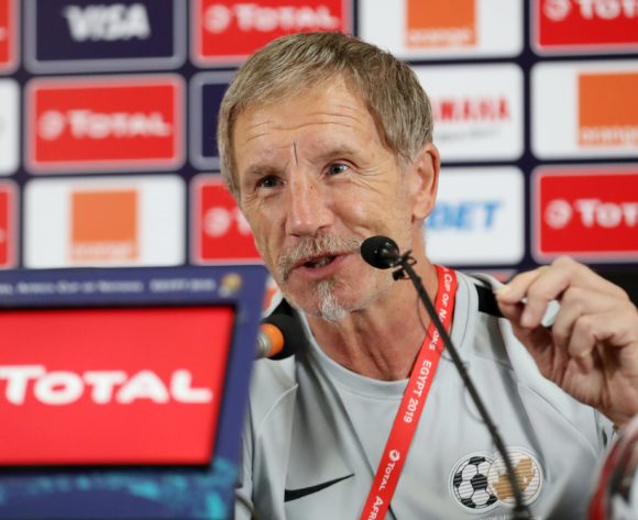 We respect Nigeria, but don't fear them – Stuart Baxter