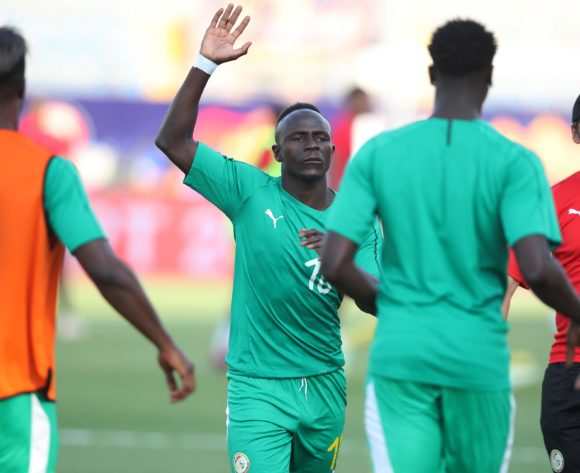 Sadio Mane of Senegal during the 2019 Africa Cup of Nations Quarterfinals match between Senegal and Benin at the 30 June Stadium, Cairo on the 10 July 2019 ©Muzi Ntombela/BackpagePix