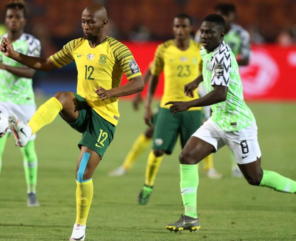 Baxter: South Africa were not brave against Nigeria