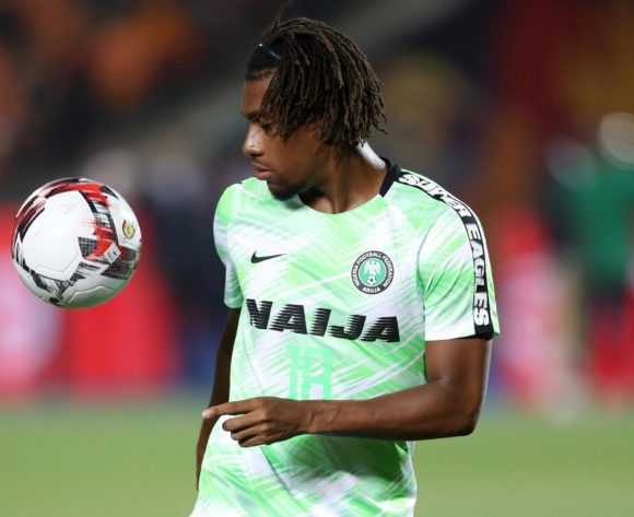 Iwobi switches focus to Arsenal