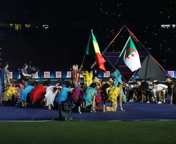 Closing ceremony during the 2019 Africa Cup of Nations Final match between Senegal and Algeria at the Cairo International Stadium, Cairo on the 19 July 2019 ©Muzi Ntombela/BackpagePix