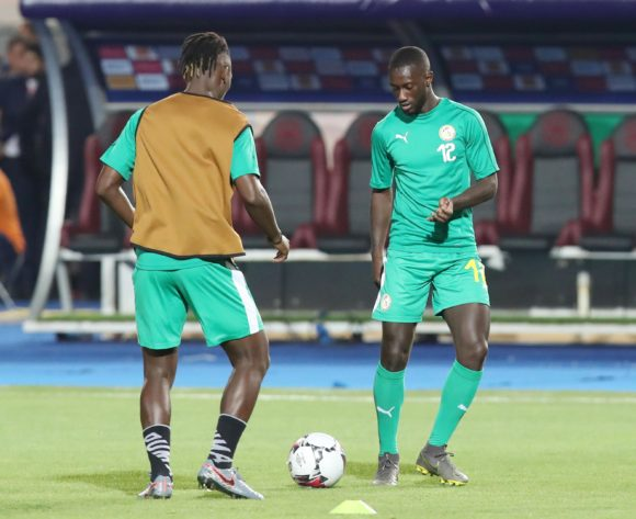 Youssouf Sabaly of Senegal during the 2019 Africa Cup of Nations Final match between Senegal and Algeria at the Cairo International Stadium, Cairo on the 19 July 2019 ©Muzi Ntombela/BackpagePix