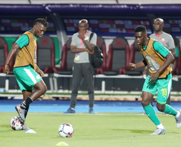 Ismaila Sarr of Senegal  during the 2019 Africa Cup of Nations Final match between Senegal and Algeria at the Cairo International Stadium, Cairo on the 19 July 2019 ©Muzi Ntombela/BackpagePix