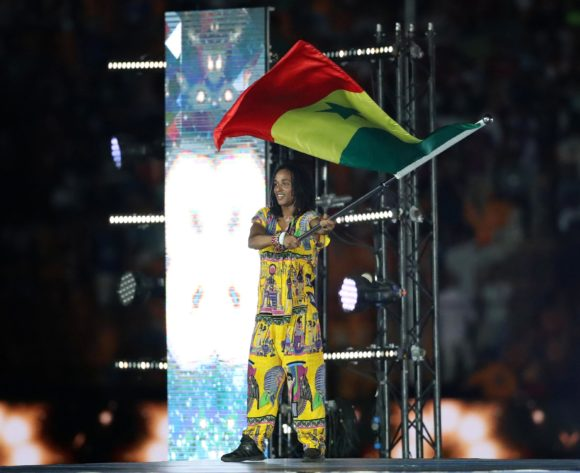 Closing Ceremony during the 2019 Africa Cup of Nations Finals, Final match between Senegal and Algeria at Cairo International Stadium, Cairo, Egypt on 19 July 2019 ©Samuel Shivambu/BackpagePix