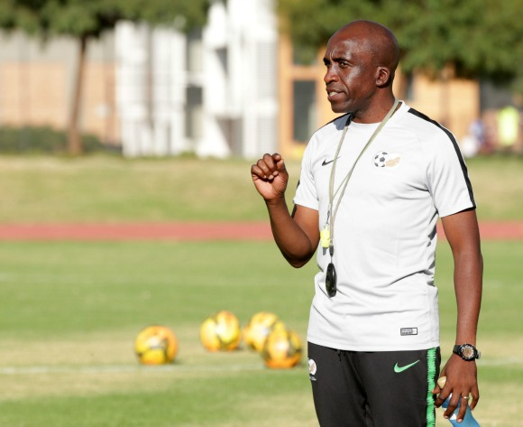 David Notoane to be in charge of SA's CHAN qualifiers