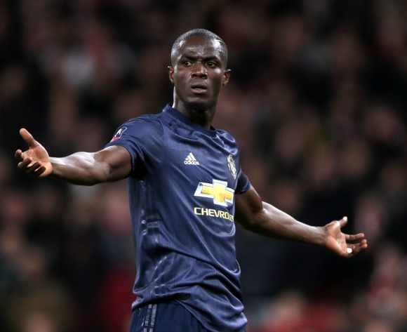 United suffer Bailly setback