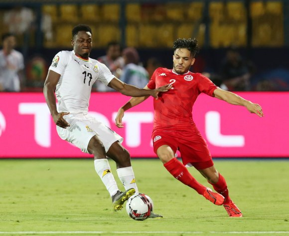 Eagles soar past Black Stars in Ismailia