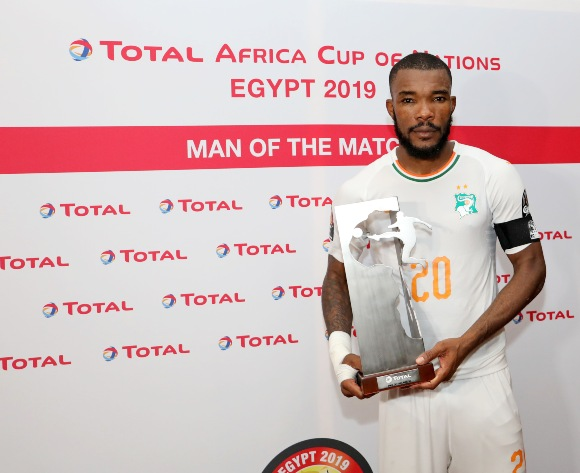 It's my last AFCON, says Ivorian veteran Serey Die