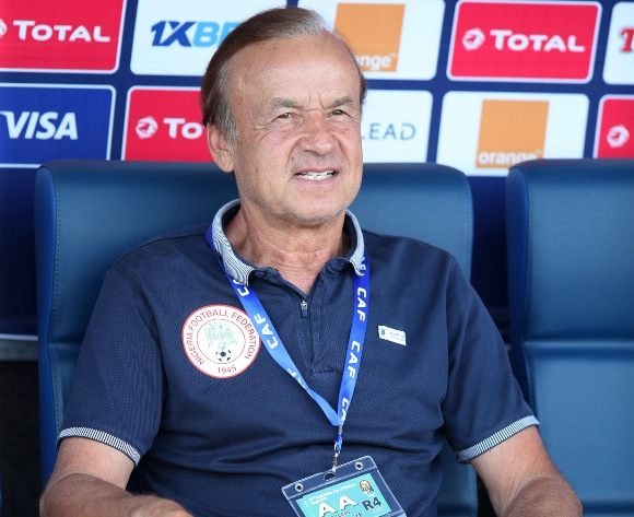 Gernot Rohr: Expect a high quality match for Nigeria v SA