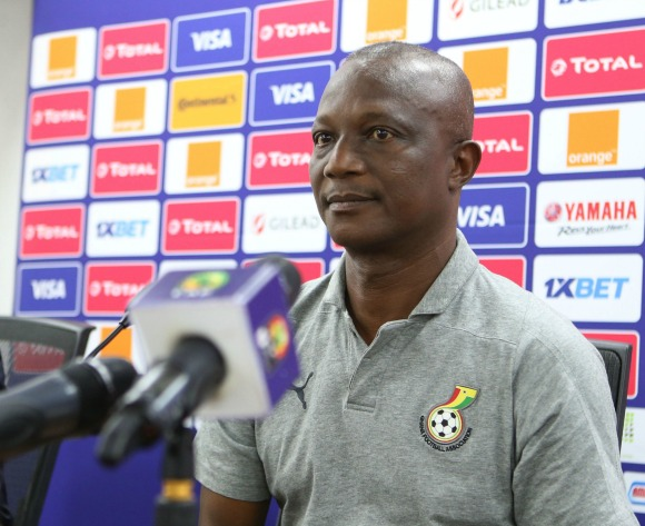 Ghana government minister backs James Kwesi Appiah