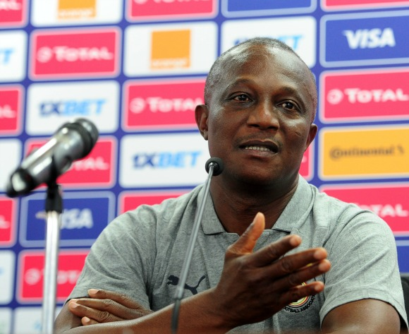 Appiah: Ghana need to improve ahead of Tunisia clash