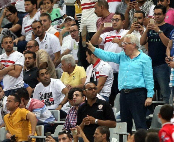Zamalek president furious after blowing Egyptian PL title hopes