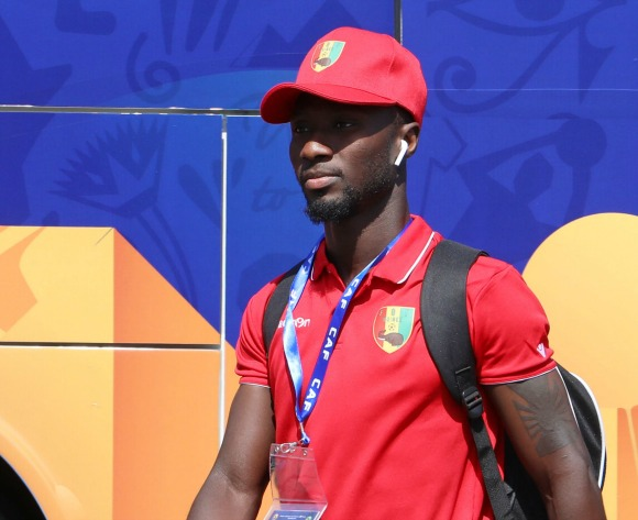 Naby Keita a doubt for start of Liverpool's season