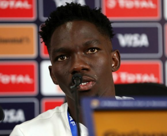 Josiah Kenneth Omeruo of Nigeria during the 2019 Africa Cup of Nations Finals, semifinals Nigeria press conference at Cairo International Stadium, Cairo, Egypt on 13 July 2019 ©Samuel Shivambu/BackpagePix