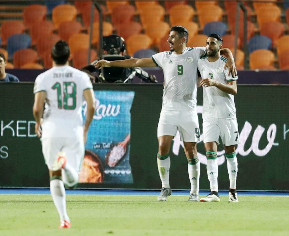 Heartbreak for Nigeria as Algeria claim last-gasp win