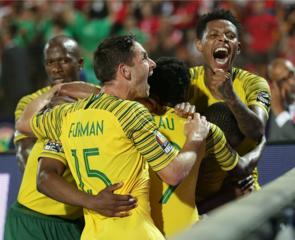 AFCON hosts Egypt crash out