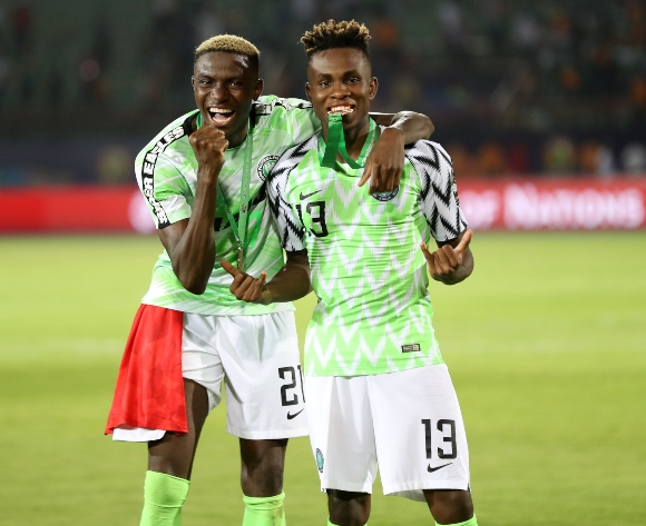 Osimhen, Chukwueze eye future success with Nigeria
