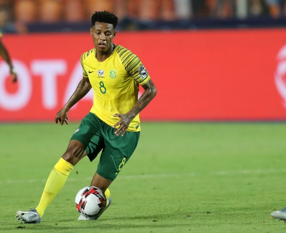 Zungu attracts Turkish interest