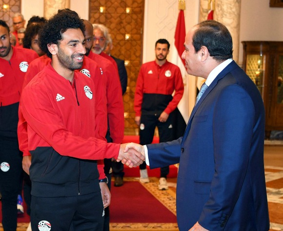 El-Sisi: Pharaohs' next coach will be Egyptian