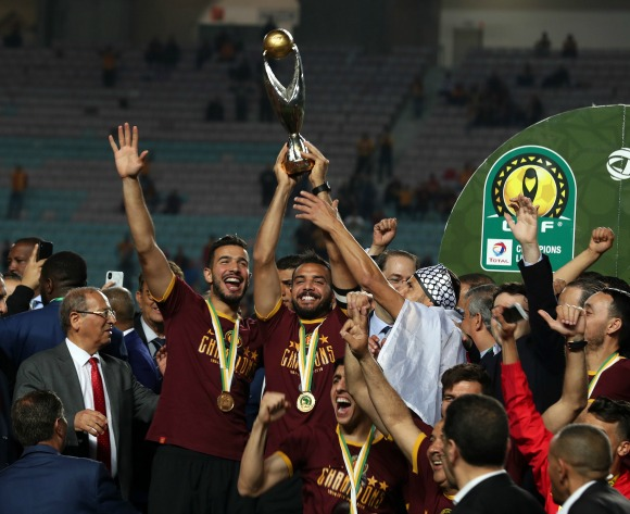 Esperance confirmed as winners of the 2019 African Champions League