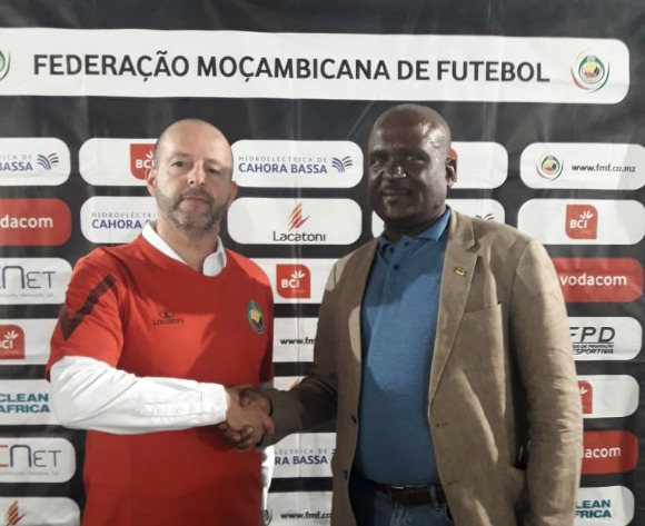 Luis Goncalves appointed as new Mambas coach