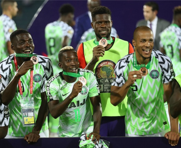 Nigeria to face Ukraine in international friendly