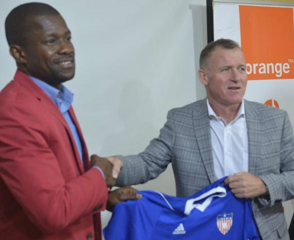 Butler takes charge of Liberia ahead of World Cup qualifier
