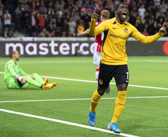 Assale and Boakye out to impress in UEFA Champions League