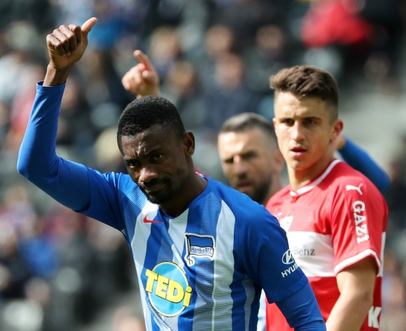 Kalou's Hertha humbled as Hoffenheim star Bebou looks to impress