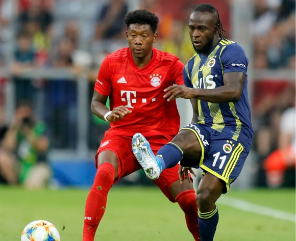 Nigeria's Moses delights in facing Bayern & Real