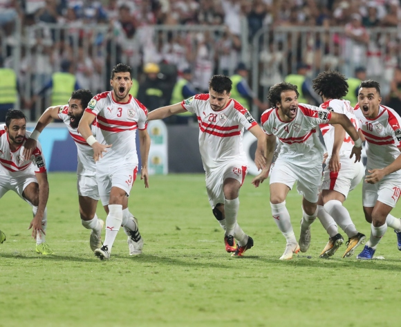 Zamalek moves to the next round easily
