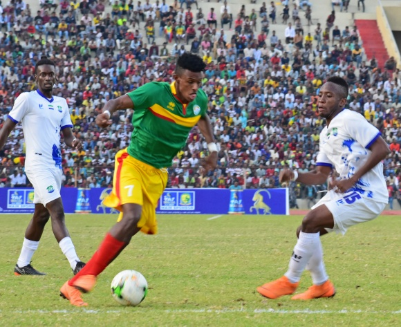Lesotho draws level with hosts