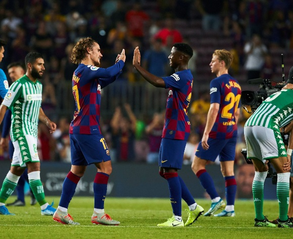 16-year-old Fati leads Barcelona to victory