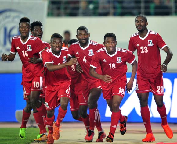 Equatorial Guinea edge past South Sudan in WCQ