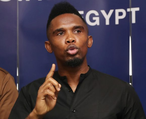 'We are not respected' - Eto'o
