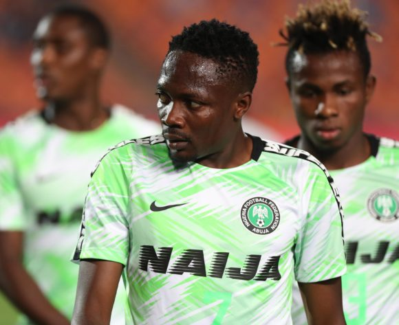 Ahmed Musa charges Nigeria to go for win in Sudan