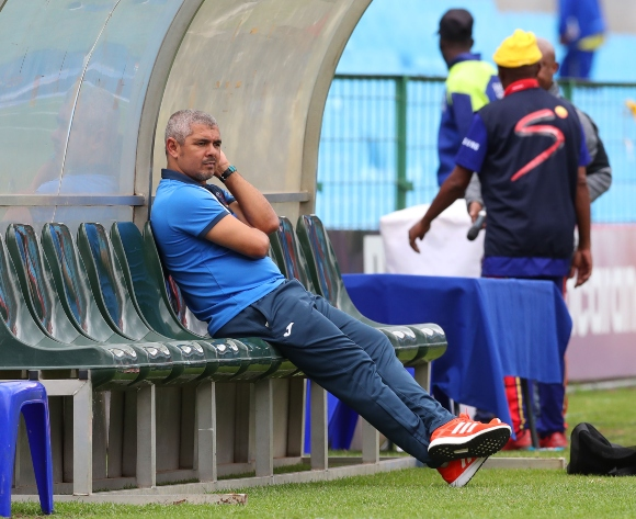 Chippa sack Larsen after winless start to season